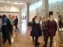 2017-03-20 Uczniowie na wystawie w Bielskim Centrum Kultury