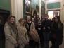 2017-11-24 Uczniowie BSP na wernisażu w Muzeum Historycznym w Bielsku-Białej